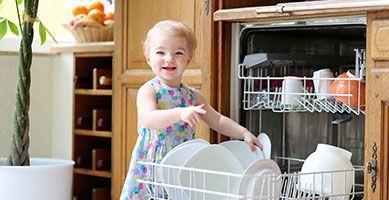 Jak dbać o zmywarkę