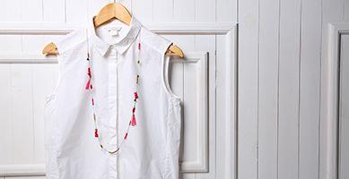 Jak prać ubrania, aby zachowały śnieżną biel?