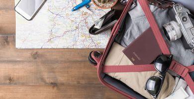 Pierz wygodnie w każdym miejscu na świecie! Zabierz w podróż kapsułki proszkowe od Clovin