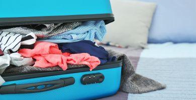 Wielki i skuteczne pranie po wakacyjnych podróżach