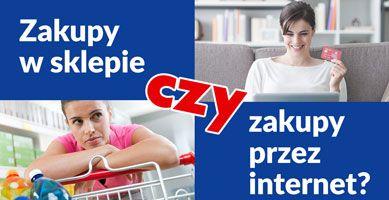 Zakupy przez Internet – czyli oszczędność czasu, zdrowia i pieniędzy