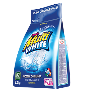 Multiwhite - proszek do prania białego