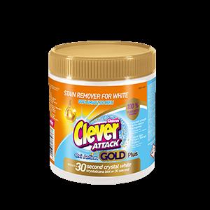 TLENOWY ODPLAMIACZ DO BIELI CLEVER ATTACK GOLD PLUS